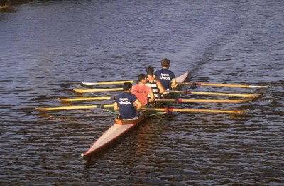 Wentworth & Mildura Joint Easter Rowing Regatta